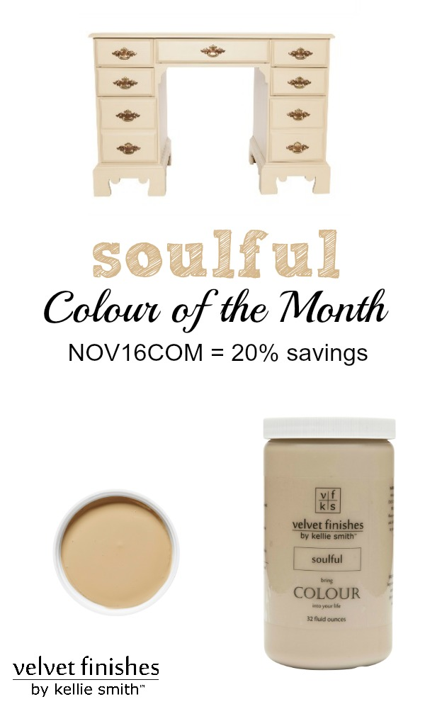 Paint it Soulful with Velvet Finishes Colour of the Month. Receive 20% savings at checkout. Soulful paint it and color in design inspirations here.
