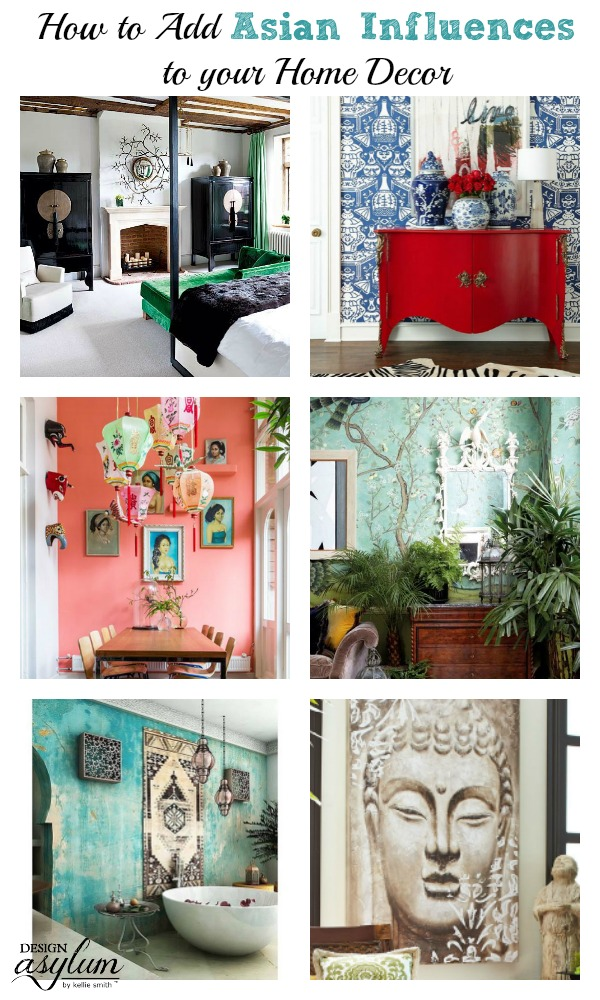 How To Add Asian Influences To Your Home Decor Design