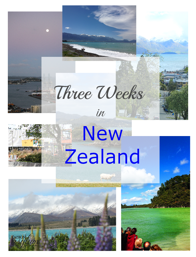 Three Weeks in New Zeland | Design Asylum Blog