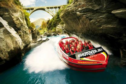 Design Asylum Blog | Queenstown, NZ - Shotover Jet