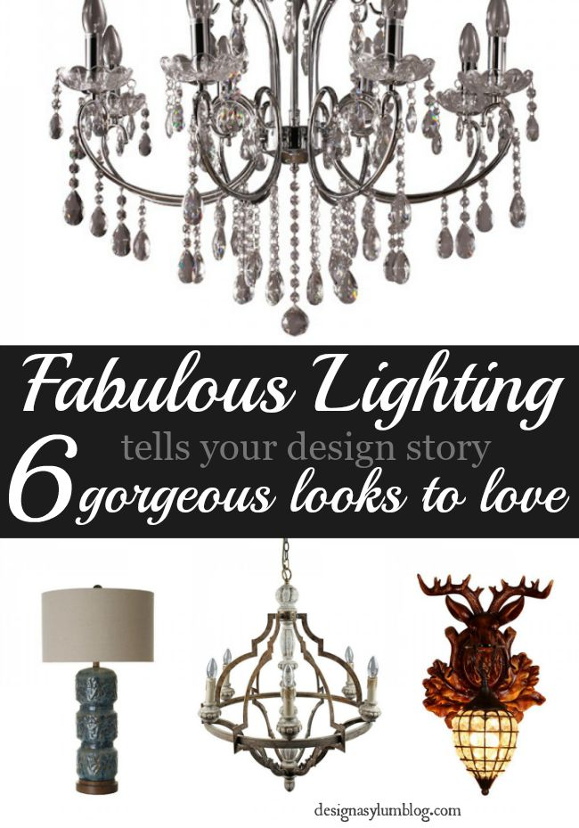 6 Fabulous interior lighting design ideas. Let the lighting tell your design story.