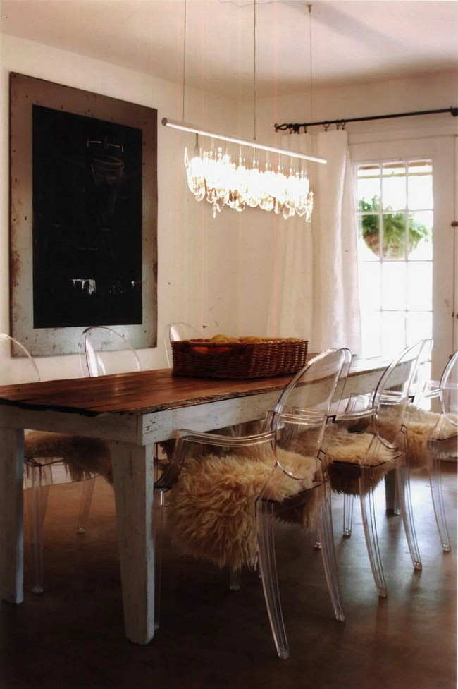 Beautiful, sexy and the epitome of good design. Sharing my love of all things Acrylic. Whether it's furniture or an accent, acrylic works in any space.