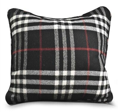 Mad for plaid? Always a classic, plaid patterns can be traditional, country, transitional or quirky and one of the few things I can say I like about winter.