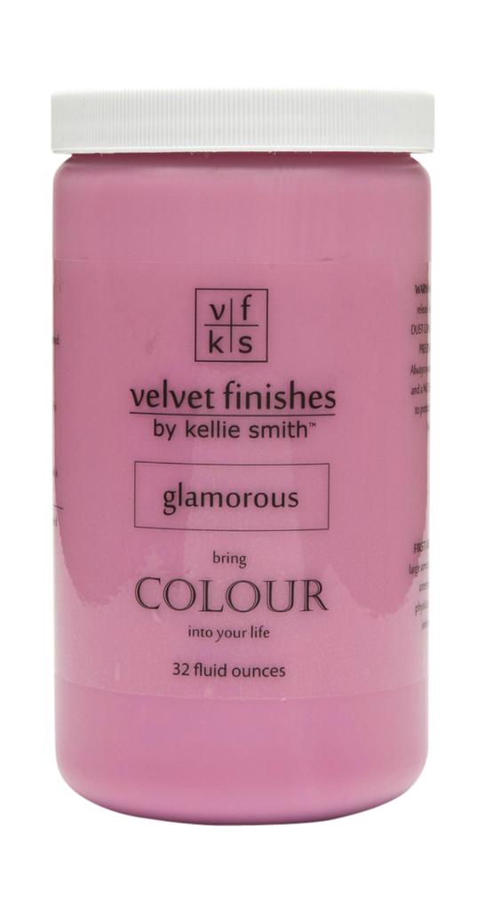 Velvet Finishes Glamorous
