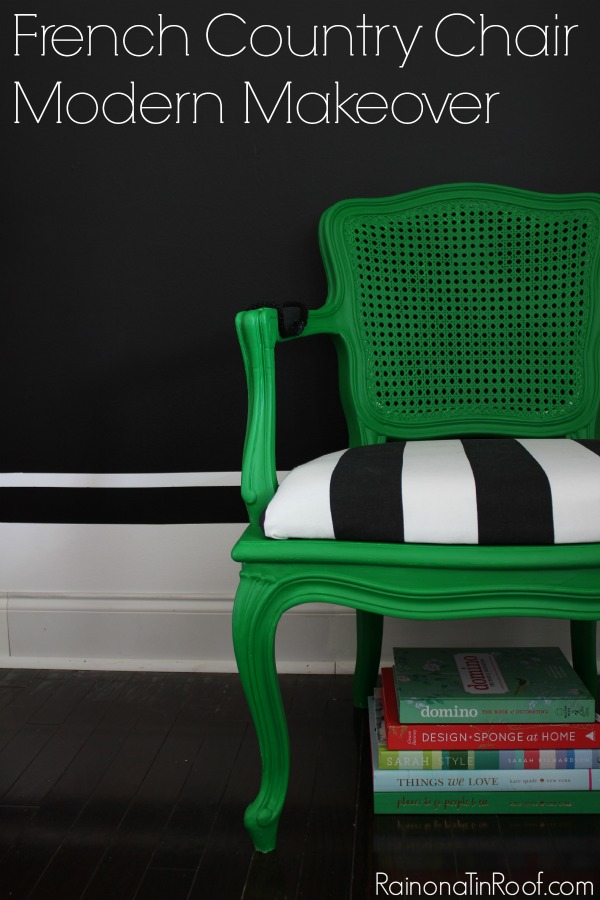 Velvet Finishes August Colour of the Month is Enchanting! Paint your DIY furniture green and see how to decorate with green, via Design Asylum Blog.