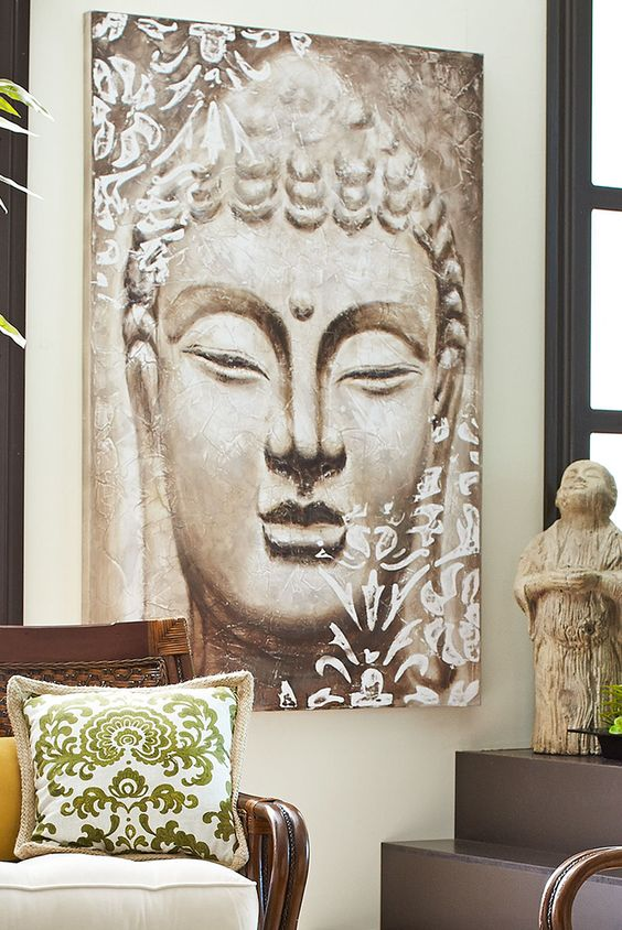 Want to bring Asian decor into your home? Here's How to Add Asian Influences to your Home Decor! Designer: Kellie Smith of Design Asylum Blog, SmithHonig