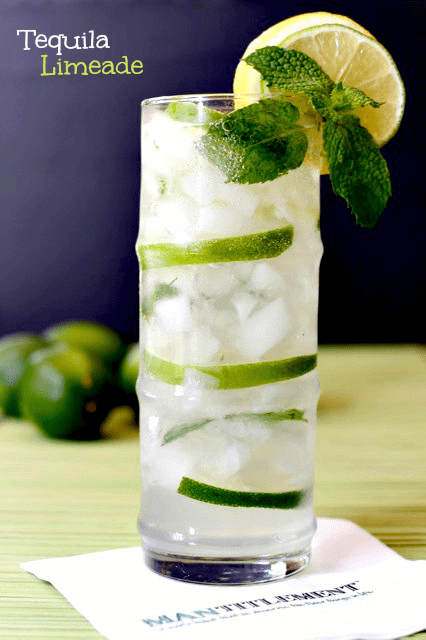 Try these 7 amazing tequila drink recipes! From cocktails and mojitos to margaritas, there's plenty of tequila inspiration. All are vegan friendly!